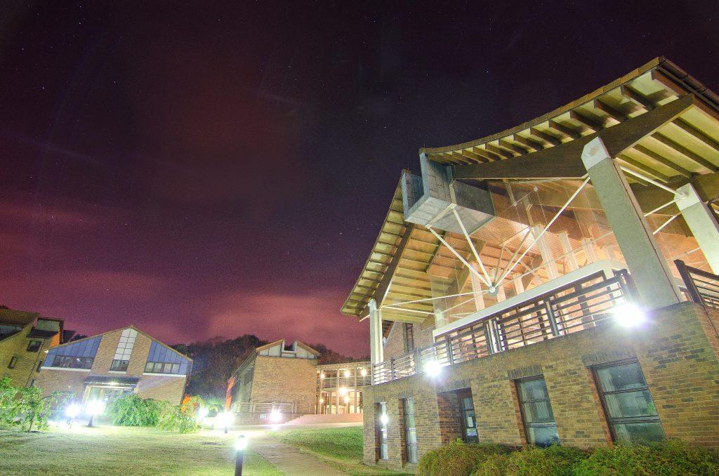 A3 Campus - Night